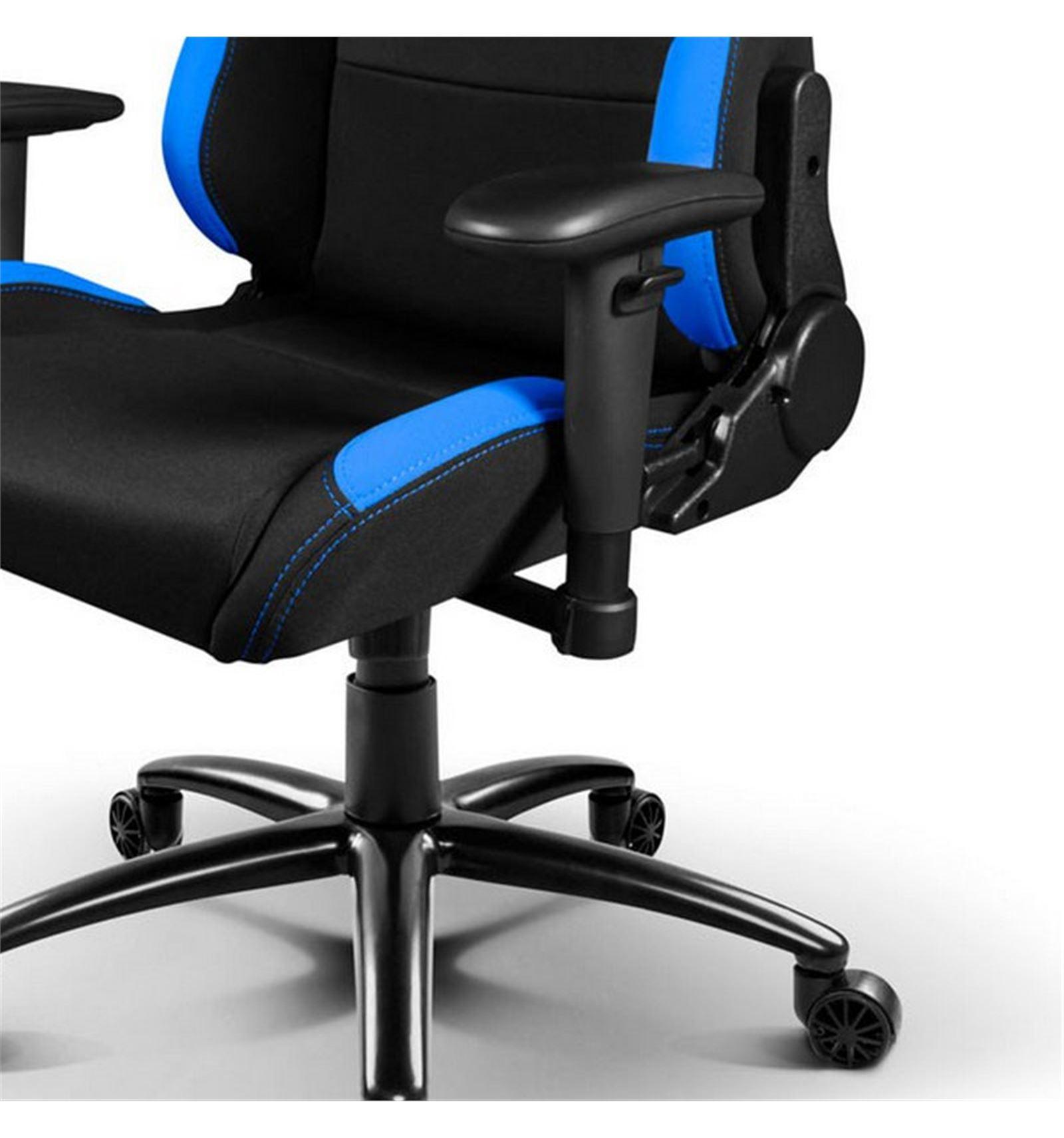 Comprar silla gaming drift dr100 negra azul red computer for Donde comprar una silla gamer