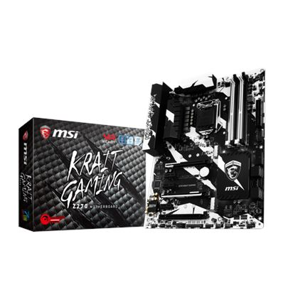 PLACA BASE MSI Z270 KRAIT GAMING SOCKET 1151K - PB01MS105-6