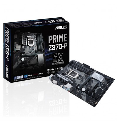 PLACA BASE ASUS PRIME Z370-P SOCKET 1151K