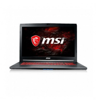 PORTATIL MSI GV72-1038XES I7 7700HQ 8GB 1TB+256 17