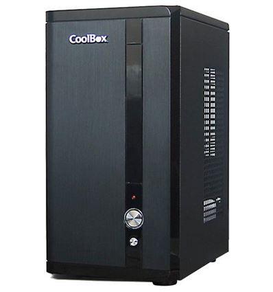 CAJA COOLBOX IT02 MINI-ITX CON FUENTE 500W - COOLBOX IT02