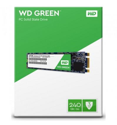 DISCO SSD WD GREEN 240GB M.2 SATA