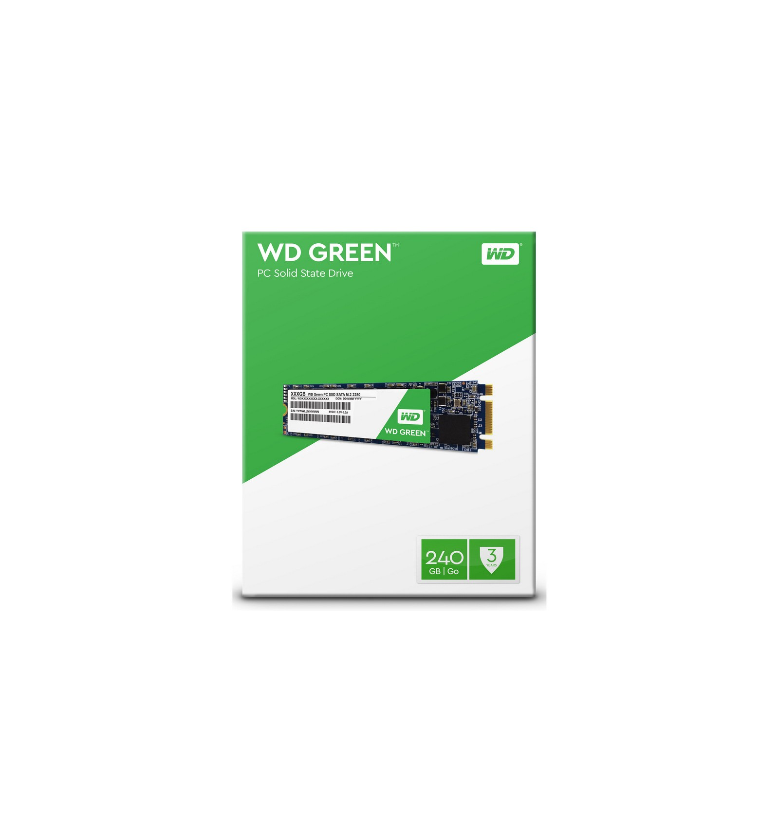 Comprar Disco Duro Interno Ssd Wd Green 240gb M2 Sata Red Computer Sata3