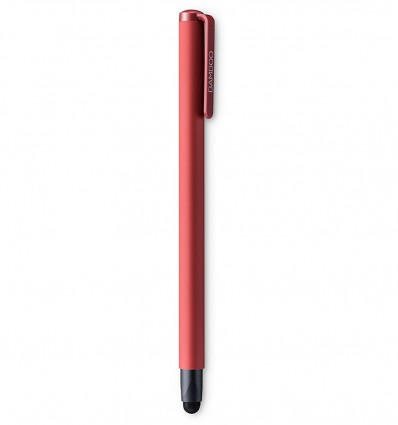 LAPIZ TABLET BAMBOO STYLUS SOLO4 RED