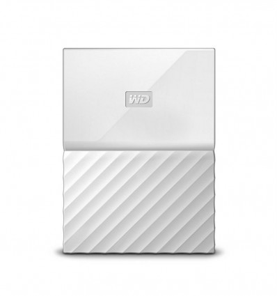 DISCO DURO WD MY PASSPORT 4TB 2.5 EXTERNO BLANCO