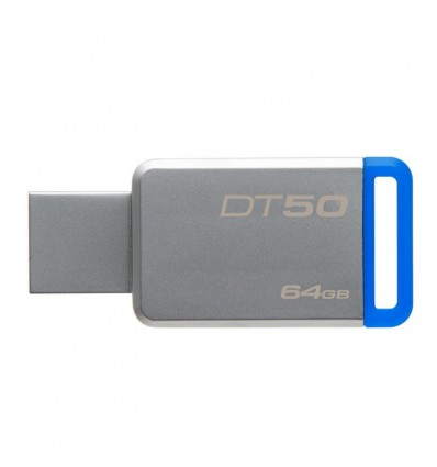 MEMORIA PENDRIVE KINGSTON 64GB DT50/64GB USB 3.1