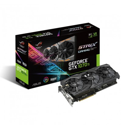 GRAFICA ASUS STRIX GTX 1070TI A8G GAMING