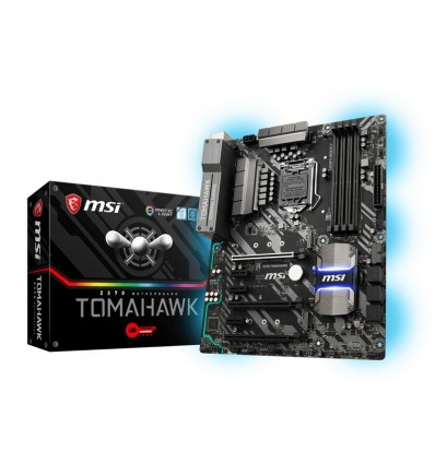 PLACA BASE MSI Z370 TOMAHAWK SOCKET 1151C