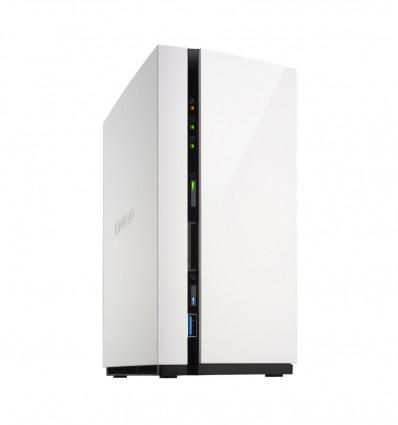 SERVIDOR NAS QNAP TS-228 1GB