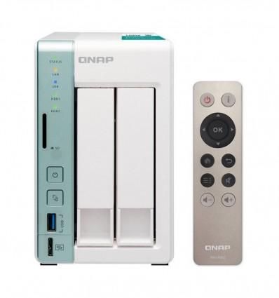 SERVIDOR NAS QNAP TS-251A 2GB