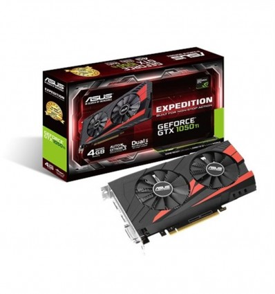 TARJETA GRAFICA ASUS GTX1050TI 4GB EXPEDITION