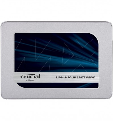DISCO SSD CRUCIAL 500GB MX500 CT500MX500SSD1 SATA3