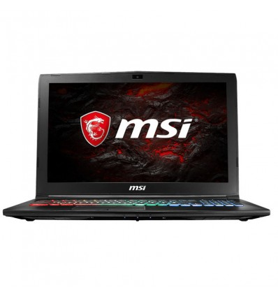 PORTATIL MSI GP62MVR-1227XES I5 7300 8GB 1TB 1060