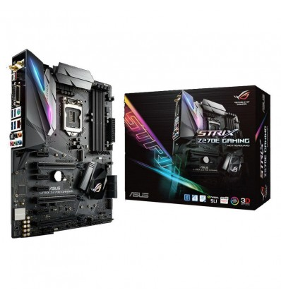 PLACA BASE ASUS STRIX Z270E GAMING SOCKET 1151K