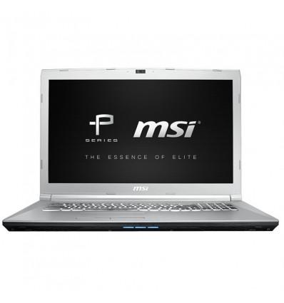 Portátil MSI PE72-8RC-006XES i7 8750H 8GB RAM 256 + 1TB