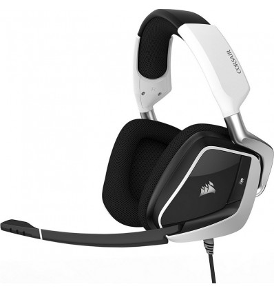 AURICULAR CORSAIR GAMING VOID USB DOLBY 7.1 BLANCO