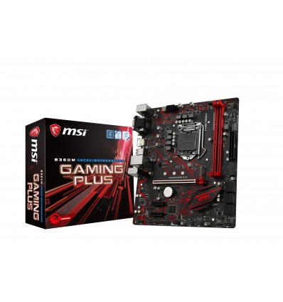Placa Base MSI B360M GAMING PLUS SOCKET 1151C