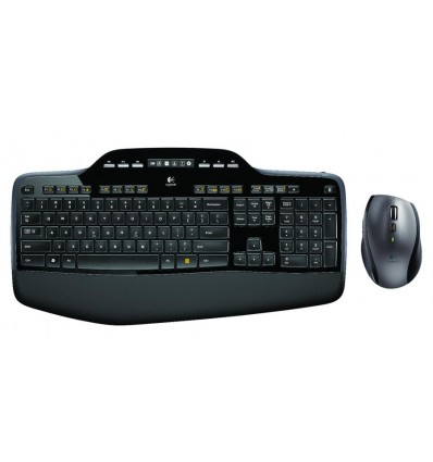 TECLADO LOGITECH MK710 WIRELESS COMBO