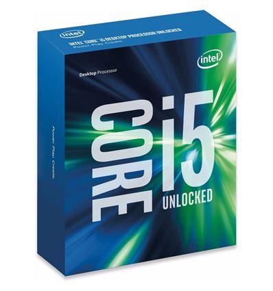 PROCESADOR INTEL I5 7600K 3.8 Ghz SOCKET 1151K - i5-7600k