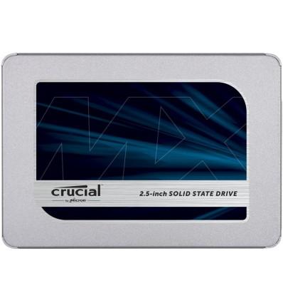 DISCO SSD CRUCIAL 250GB MX500 CT250MX500SSD1 SATA3