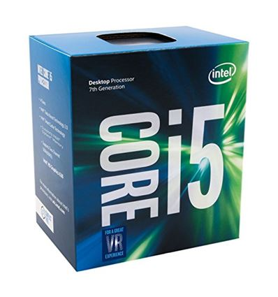 PROCESADOR INTEL I5 7500 3.4GHZ SOCKET 1151K - i5-7400