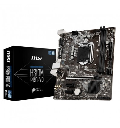 PLACA BASE MSI H310M PRO-VD SOCKET 1151C