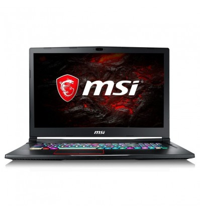 PORTATIL MSI GE63VR-252XES I7 7700HQ 16GB 256+1TB