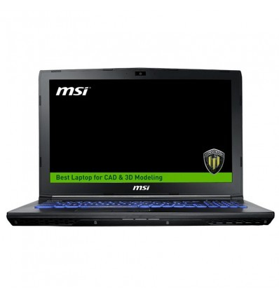 PORTATIL MSI WS63VR 7RL-094ES I7 7700 16GB 512+2TB