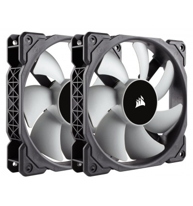 VENTILADOR CORSAIR CAJA ML120 DUAL PACK