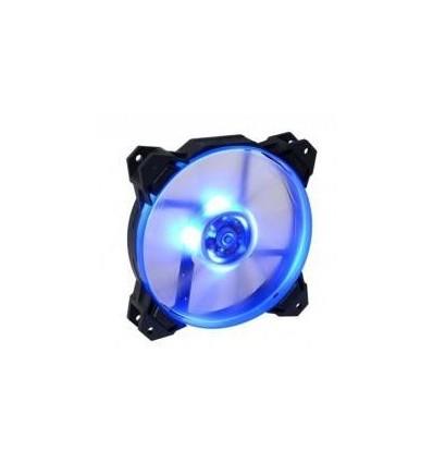 VENTILADOR COOLBOX AUX DEEPWIND LED AZUL 120MM - DEEPWIND AZUL 120MM