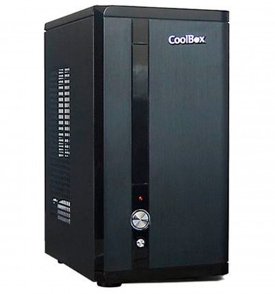 CAJA COOLBOX IT02 MINI-ITX CON FUENTE 500W - COOLBOX IT02