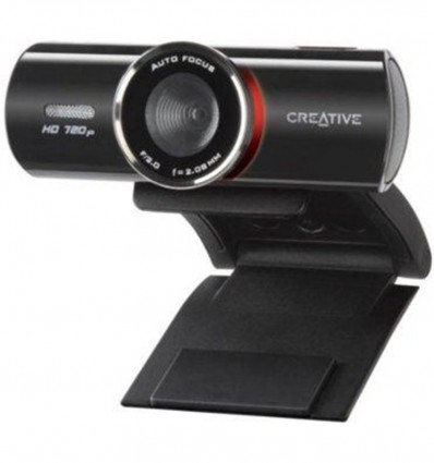 WEBCAM CREATIVE LIVE CAM CONNECT HD