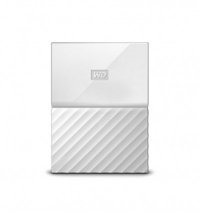 DISCO DURO WD MY PASSPORT 1TB 2.5 EXTERNO BLANCO