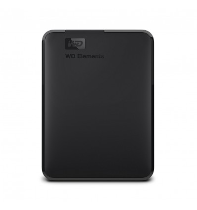 DISCO DURO WD ELEMENTS 4TB EXTERNO NEGRO