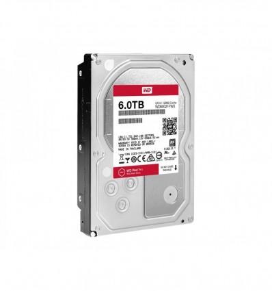 DISCO DURO WESTERN DIGITAL RED PRO 6TB WD6002FFWX