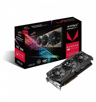 GRAFICA ASUS RX STRIX VEGA 56 8GB GAMING