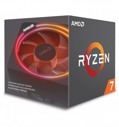 PROCESADOR AMD RYZEN 7 2700X 4.3GHz AM4
