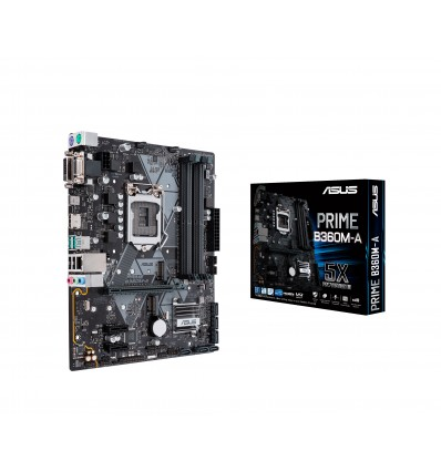 PLACA BASE ASUS PRIME B360M-A SOCKET 1151C