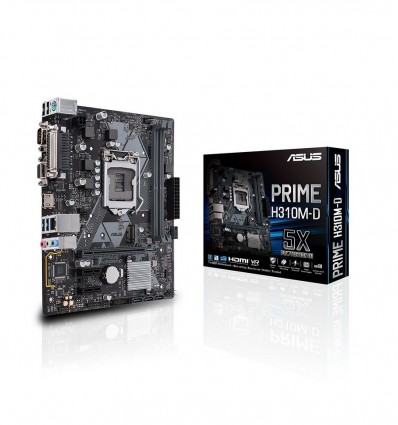 PLACA BASE ASUS H310M-D SOCKET 1151C