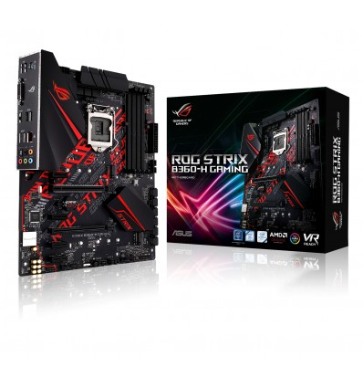 PLACA BASE ASUS ROG STRIX B360-H GAMING SOCKET 115