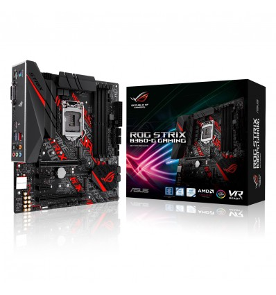 PLACA BASE ASUS ROG STRIX B360-G GAMING SOCKET 115