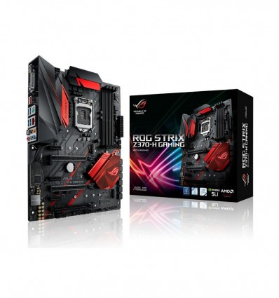 PLACA BASE ASUS STRIX Z370-H GAMING SOCKET 1151C