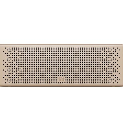 ALTAVOCES XIAOMI MI BLUETOOTH SPEAKER DORADO