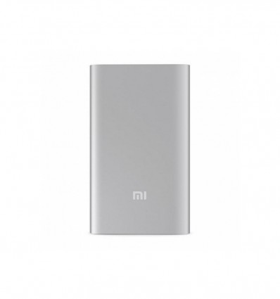 BATERIA MOVIL XIAOMI POWERBANK 2 10000 PLATA