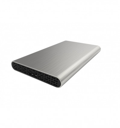 """CAJA EXTERNA COOLBOX SCA2513 PLATA USB 3.0 2.5"""""""