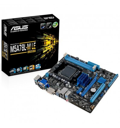 PLACA BASE ASUS M5A78L-M LE AM3+ M-ATX