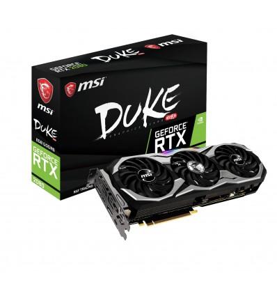 Tarjeta grafica MSI RTX 2080 Duke 8GB