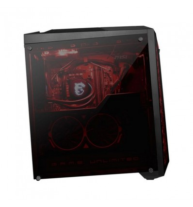 MSI INFINITE X 8RC-055 I7 8700-16GB-2TB-256GB