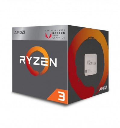 PROCESADOR AMD RYZEN 3 2200G SOCKET AM4
