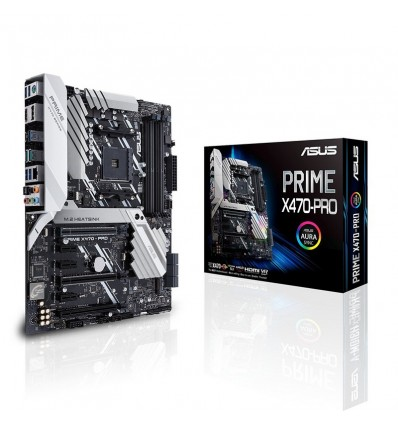 PLACA BASE ASUS PRIME X470-PRO SOCKET AM4